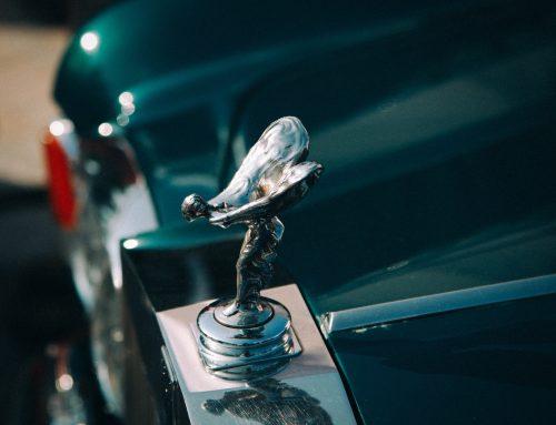 Rolls-Royce Motor und Gottes Vergebung