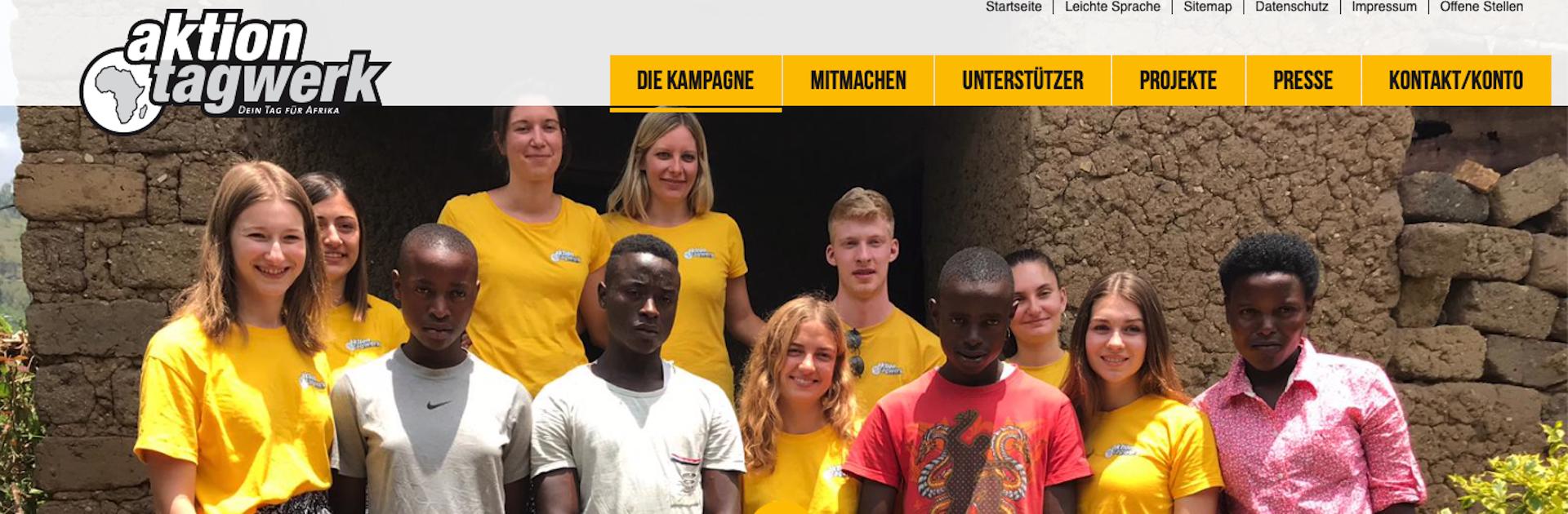 """""""Dein Tag für Afrika 2019"""""""