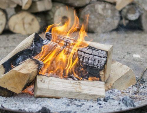 Lagerfeuer im Herzen