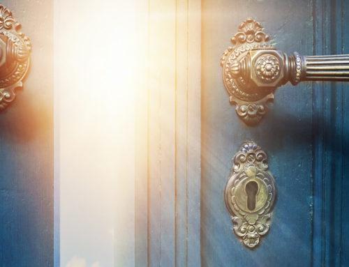 Gebet ist der Türöffner