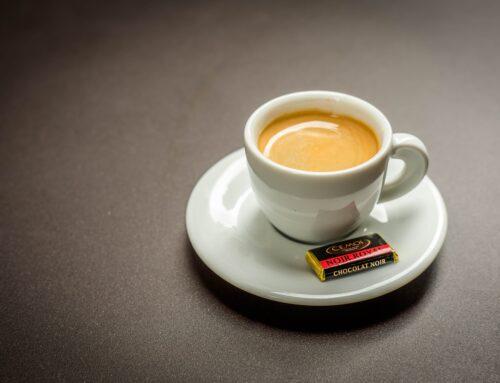 Lob-Espresso zwischendurch