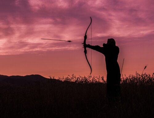 Überspann deinen Bogen nicht!